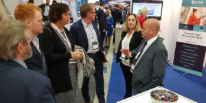 STAR at Nor-Shipping 2019 with Ingela Mandl and Tom Isnes