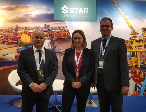 Nor-Shipping has kicked off – and the Star Team is in place