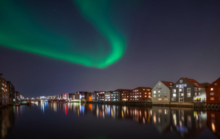 Nidelva Trondheim Norway