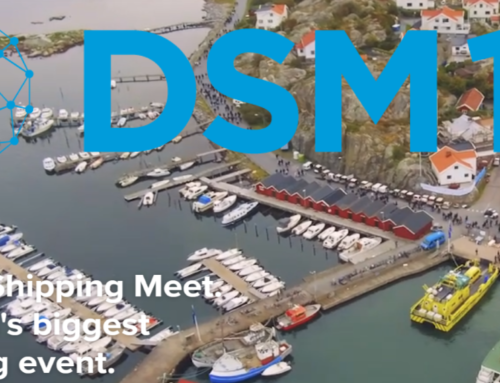 Meet us at Donsö Shipping Meet 2019