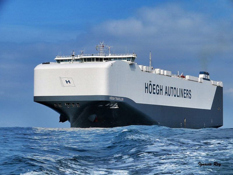 Höegh Autoliners converts 24 vessels to STAR software in