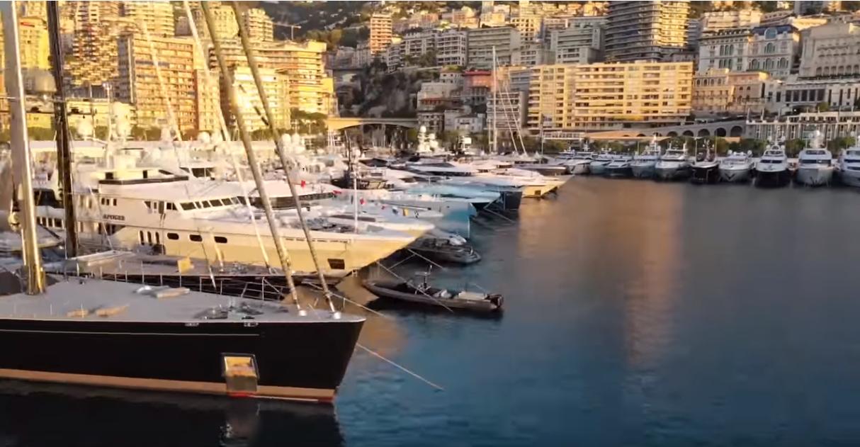 Monaco Yacht Show 2019 Port