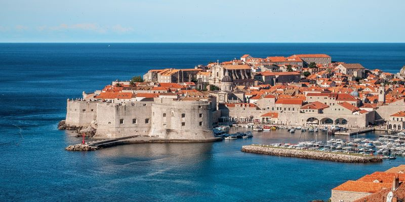 STAR at MTB Marine Europe 2019, Old Town Dubrovnik Croatia