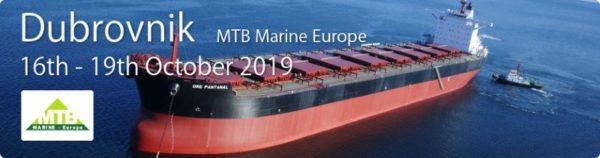 MTB Marine Europe 2019 Dubrovnik
