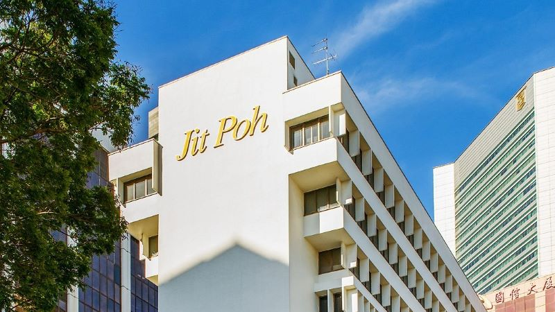 New STAR office in Singapore, Jit Poh Building