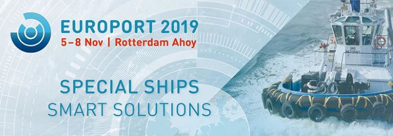 STAR with MirTac at Europort 2019, Europort 2019 Header
