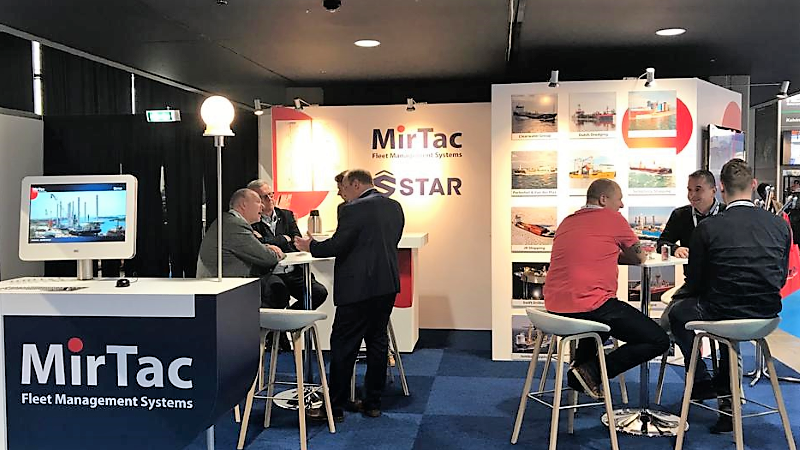 STAR with MirTac at Europort 2019