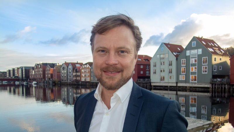 Bjørn Martin Klokkernes, CCO, STAR