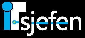 ITsjefen logo hvit