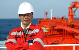 tanker officer