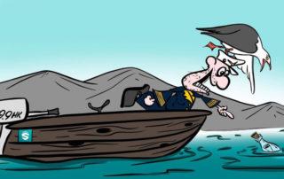 CRM, Cartoon, slide 2