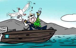 CRM, Cartoon, slide 3