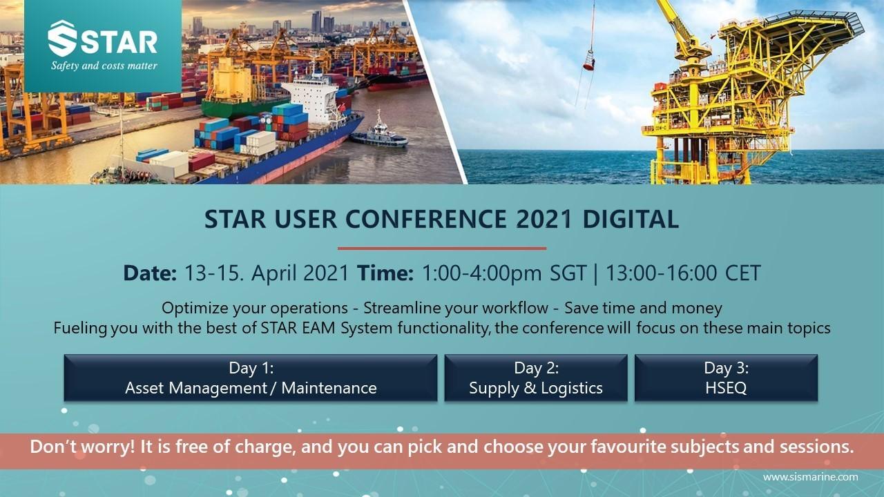 TAR User Conference 2021 Online