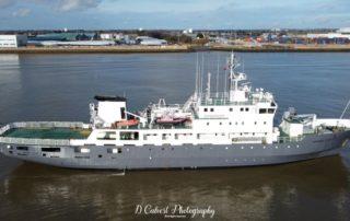 MV Nansen Explorer by Dave Calvert